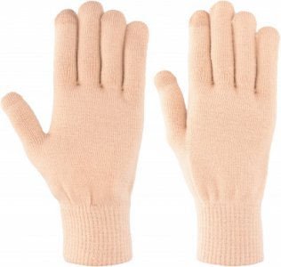 Перчатки мужские , размер 8 Outventure. Цвет: розовый
