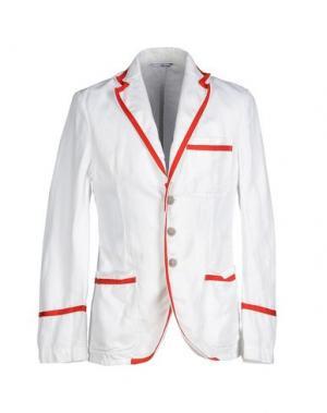 Пиджак ITALIA INDEPENDENT. Цвет: белый