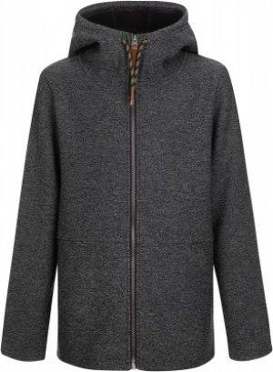 Джемпер флисовый для мальчиков , размер 176 Merrell. Цвет: серый