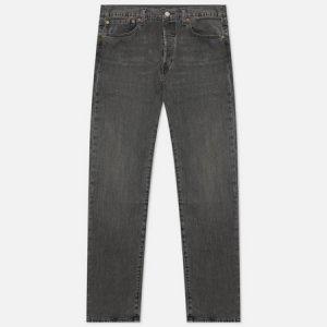 Мужские джинсы Levis 501 Original Fit Levi's. Цвет: серый