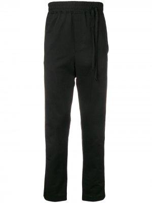 Спортивные брюки на кулиске Damir Doma. Цвет: черный