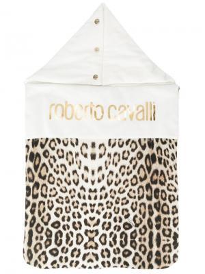 Для новорожденных девочек Roberto Cavalli Junior. Цвет: белый