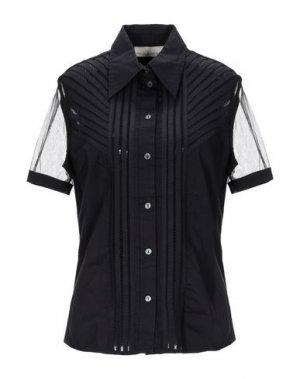 Pубашка PAOLA FRANI. Цвет: черный