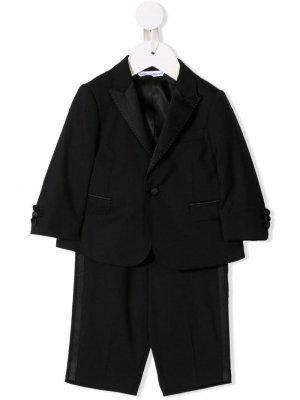 Костюм-смокинг Dolce & Gabbana Kids. Цвет: черный
