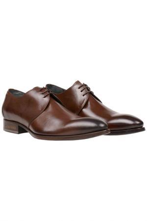 Туфли Cristiano Ronaldo. Цвет: коричневый