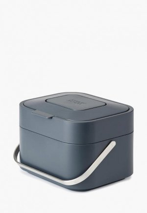 Контейнер для мусора Joseph Stack 4. Цвет: серый