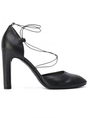 Туфли-лодочки Limalux Del Carlo. Цвет: черный