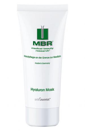 Увлажняющая, выравнивающая и восстанавливающая крем-маска для лица Medical Beauty Research. Цвет: бесцветный