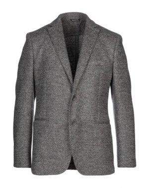 Пиджак TONELLO. Цвет: серый