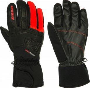 Перчатки мужские , размер 8 Ziener. Цвет: черный