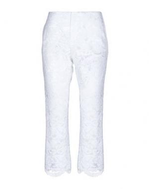 Брюки-капри SLY010. Цвет: белый