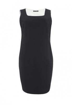 Платье Fiorella Rubino FI013EWSMX45. Цвет: черный