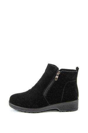 Ботинки BADEN. Цвет: черный