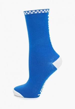 Носки Vans. Цвет: синий