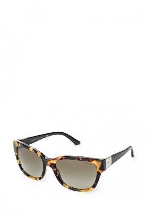Очки солнцезащитные Ralph Lauren RA5208 15048E. Цвет: коричневый