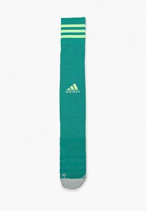 Гетры adidas ADI SOCK 18. Цвет: бирюзовый