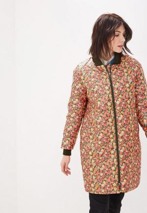 Куртка утепленная Modress. Цвет: разноцветный