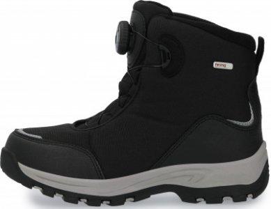 Ботинки утепленные для мальчиков Orm, размер 37 Reima. Цвет: черный