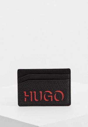 Кредитница Hugo. Цвет: черный