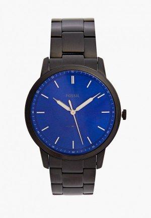 Часы Fossil FS5693. Цвет: черный