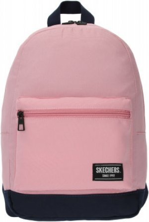 Рюкзак Skechers. Цвет: розовый