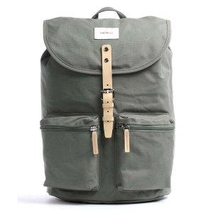 Рюкзак LaRedoute. Цвет: зеленый