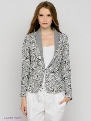 Пиджак Dept. Цвет: молочный, серый