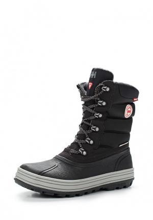 Ботинки Helly Hansen TUNDRA CWB. Цвет: черный