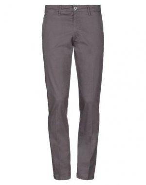 Повседневные брюки ASCOT SPORT. Цвет: свинцово-серый