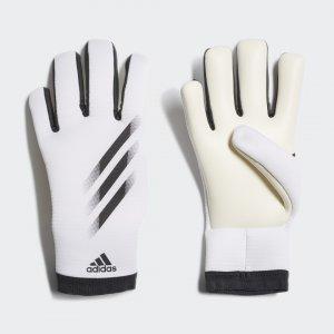 Вратарские перчатки X 20 Training Performance adidas. Цвет: черный