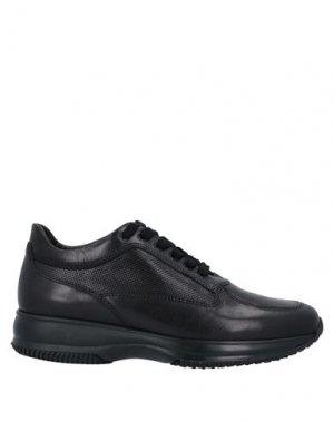 Кеды и кроссовки SABÈN SHOES. Цвет: черный