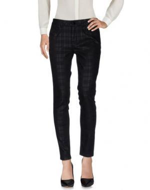 Повседневные брюки KAREN MILLEN. Цвет: черный