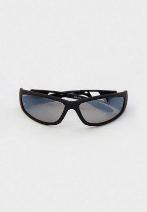 Очки солнцезащитные Eyelevel Combat. Цвет: черный