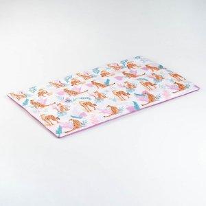 Текстильный матрасик 48х28 см Пушистое счастье