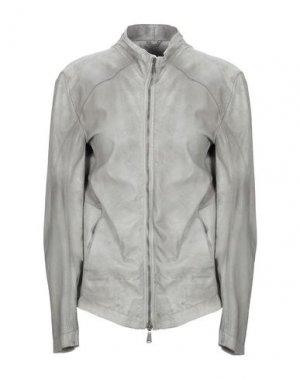 Куртка 10SEI0OTTO. Цвет: серый