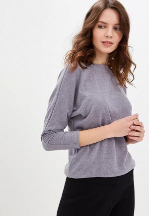 Пуловер Alina Assi. Цвет: серый
