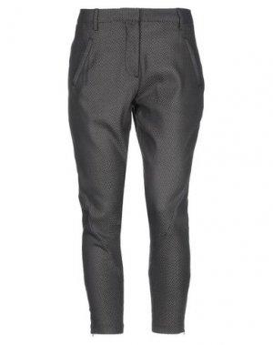 Повседневные брюки FIVEUNITS. Цвет: черный