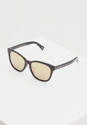 Очки солнцезащитные Marc Jacobs 345/F/S 807. Цвет: черный