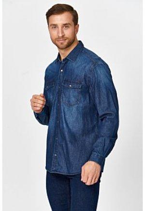 Джинсовая рубашка S.Oliver