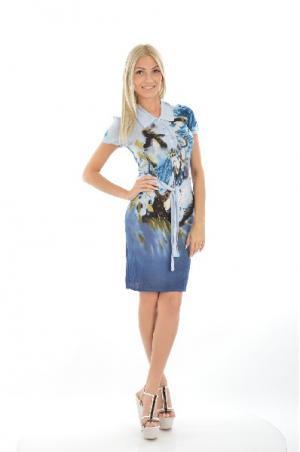 Платье ETINCELLE. Цвет: разноцветный