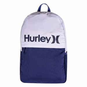 One And Only Backpack Hurley. Цвет: синий