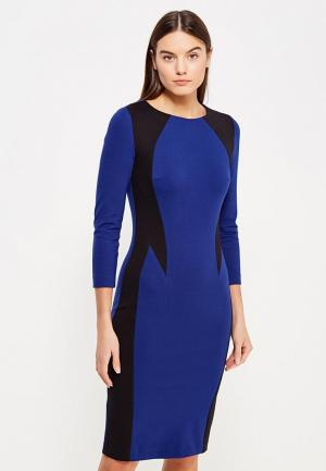 Платье MadaM T MA422EWXUH60. Цвет: синий