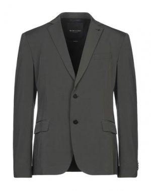 Пиджак MARCIANO. Цвет: зеленый-милитари