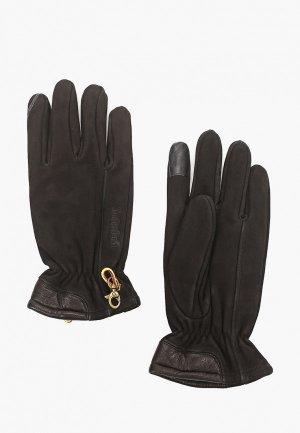 Перчатки Timberland touchscreen. Цвет: черный