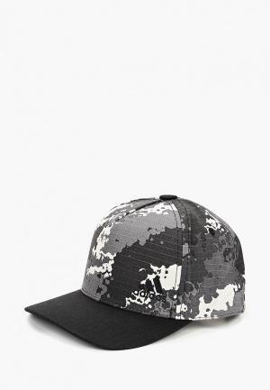 Бейсболка adidas YA ATHL B CAP. Цвет: серый