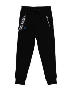 Повседневные брюки FRED MELLO. Цвет: черный