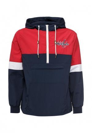 Ветровка Atributika & Club™ NHL Washington Capitals. Цвет: синий