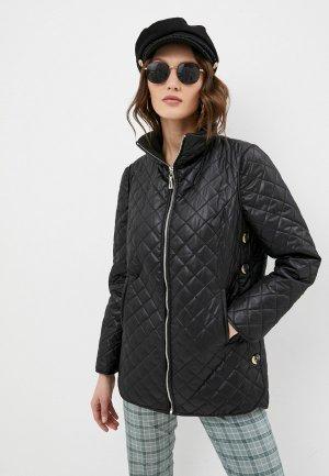 Куртка утепленная Argent. Цвет: черный