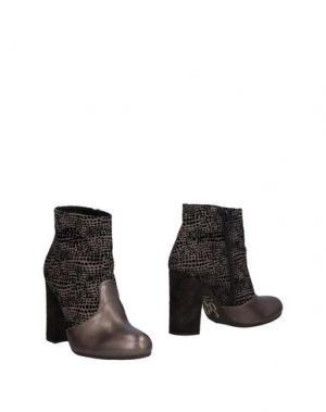 Полусапоги и высокие ботинки SGN GIANCARLO PAOLI. Цвет: бронзовый