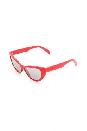 Очки солнцезащитные Italia Independent. Цвет: 053 gls красный